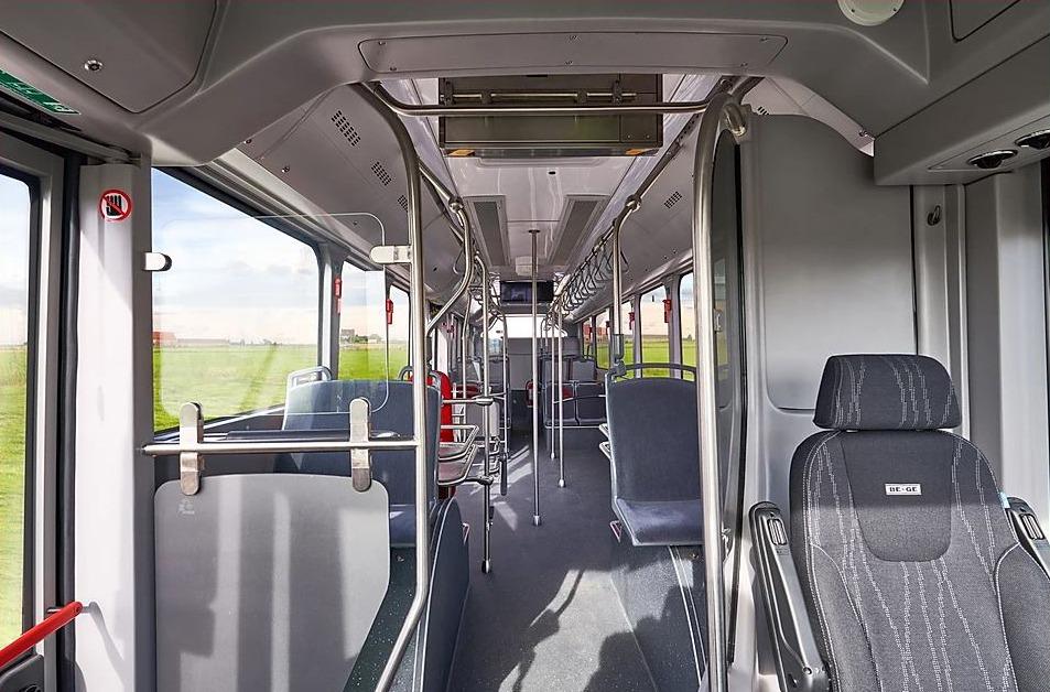 BAC Bus interieur