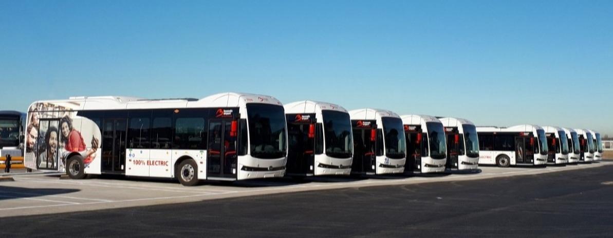 BAC Bussen exterieur